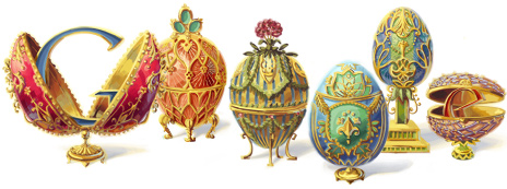166 aniversario del nacimiento de Peter Carl Fabergé